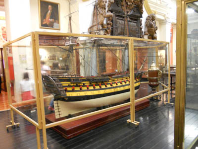 Museo Naval De Madrid.Museo Naval De Madrid
